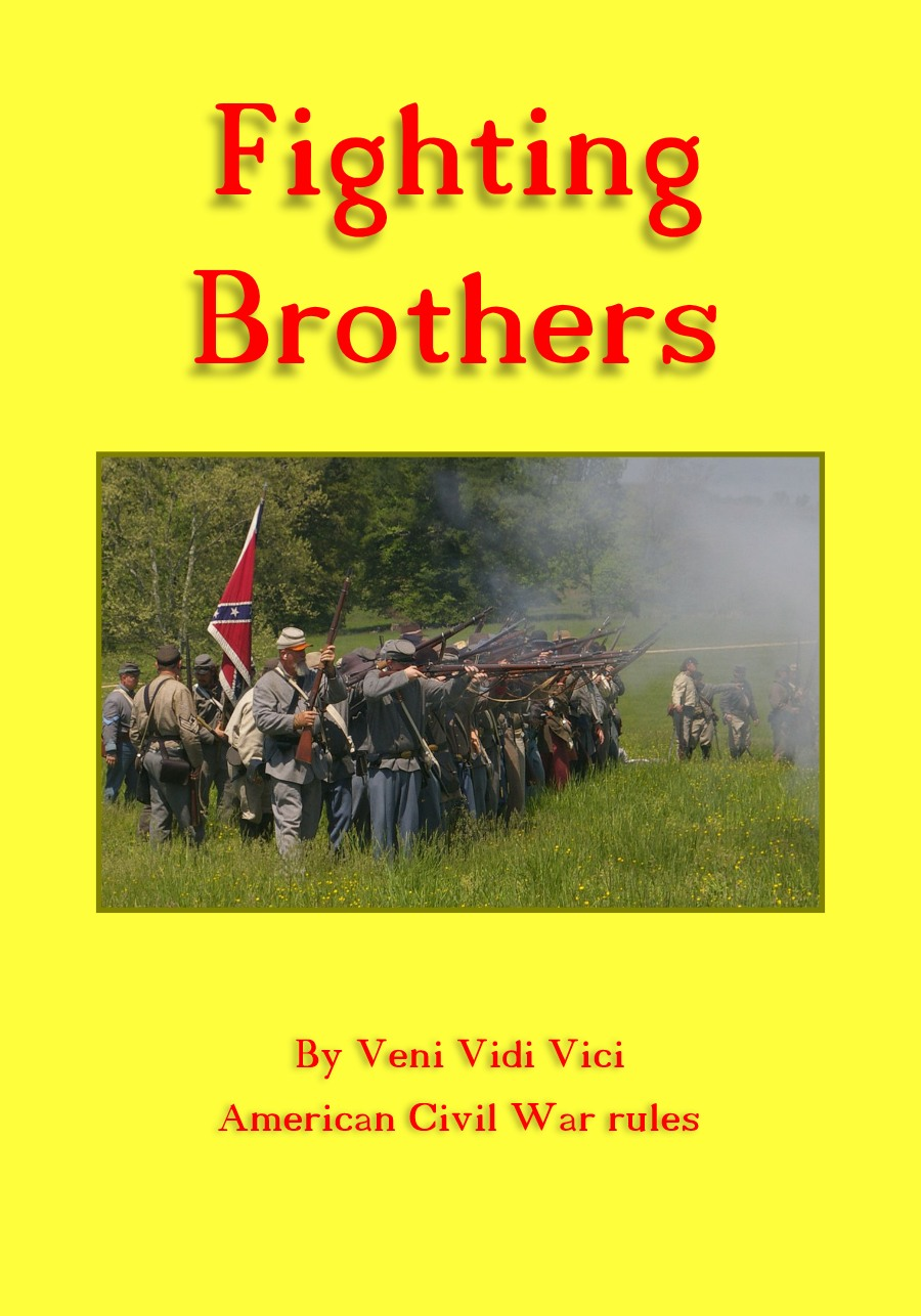 Cover of Fighting Brothers