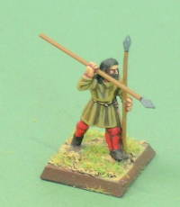 25mm Square base