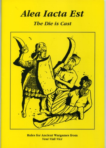 The Die is Cast 1995 cover