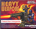 Wargames Factory Shock troops heavy weeapons